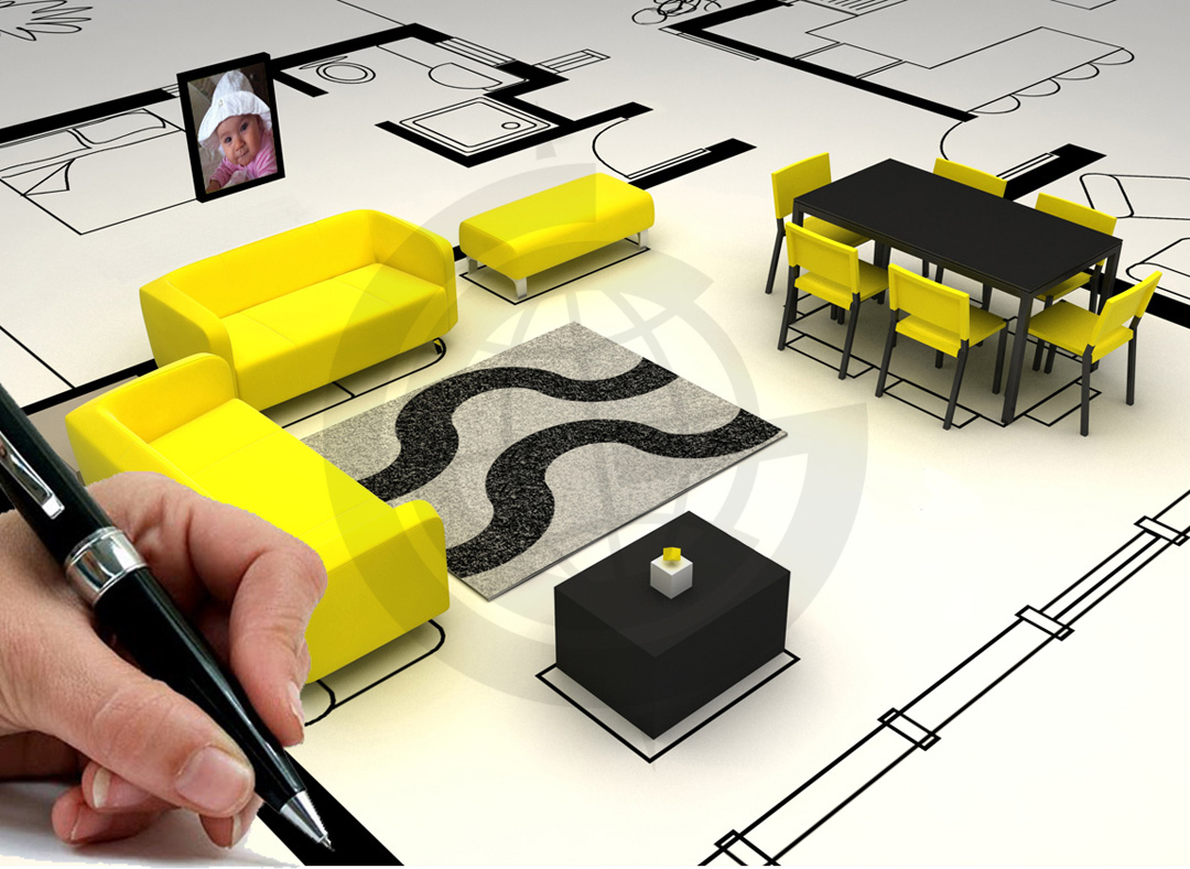 Arredamento di interni ed esterni studio geocentro for Arredamento di interni
